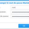 screenshot synology mariadb password 3